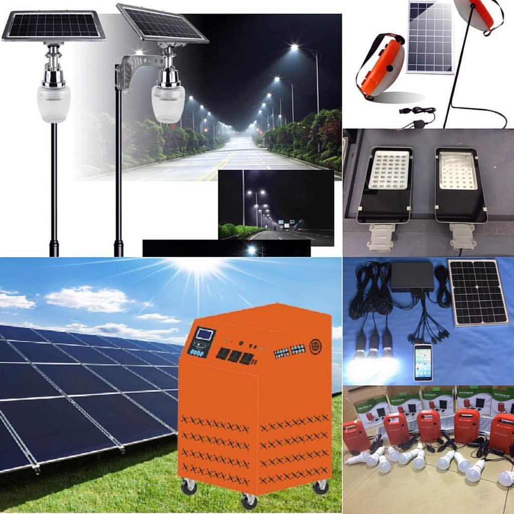 How to charge solar lights with and without Sun.