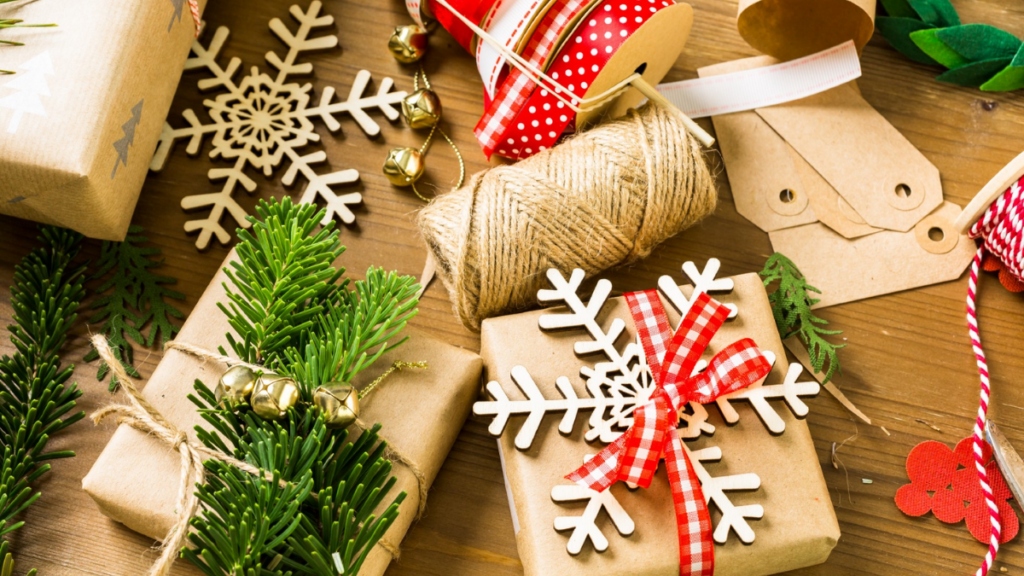 Use of Eco-Friendly Christmas Wrapping Paper and its Environmental Impact